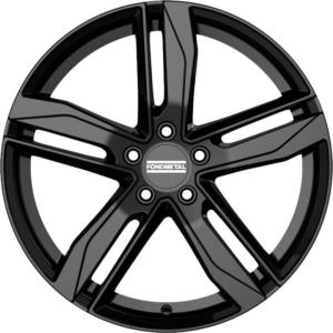 Volkswagen velg Fondmetal Hexis Gl Black