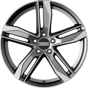 Volkswagen velg Fondmetal Hexis Gl Tit Po