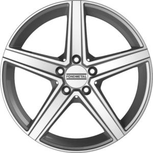 Volkswagen velg Fondmetal Ioke Gl Silver