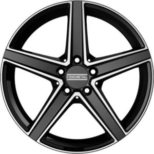 Volkswagen velg Fondmetal Ioke M Blk Pol