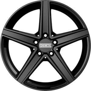 Volkswagen velg Fondmetal Ioke Gl Black
