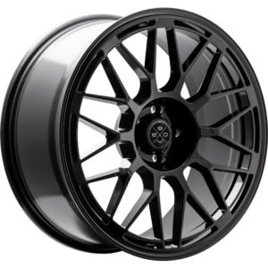 Volkswagen velg Fondmetal 9EVO Glossy Blk