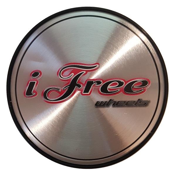 velg iFree Cap R09 Pink +logo